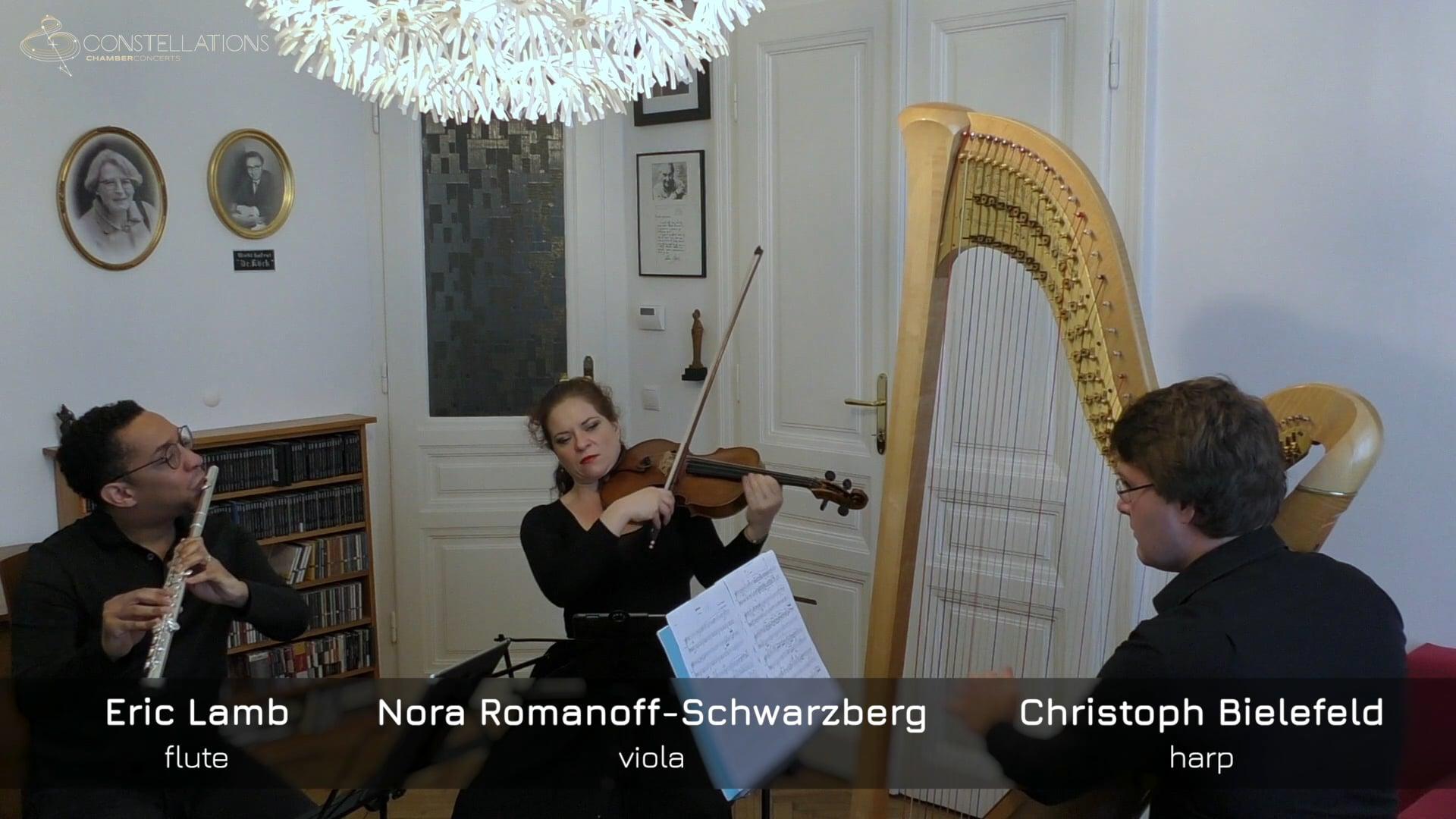 Trio l'apres midi - Piazzolla: Oblivion