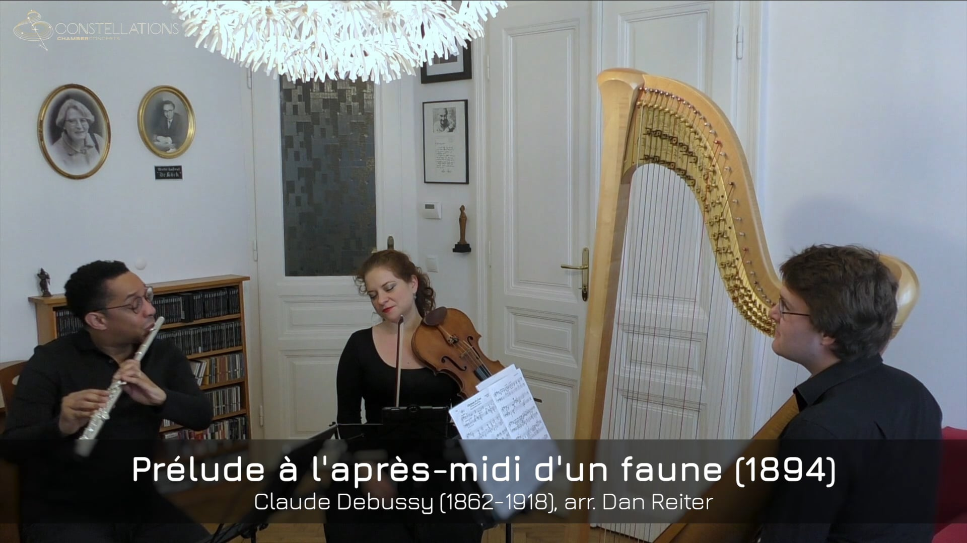 Trio l'apres midi - Debussy: Prelude to the Afternoon of a Faun