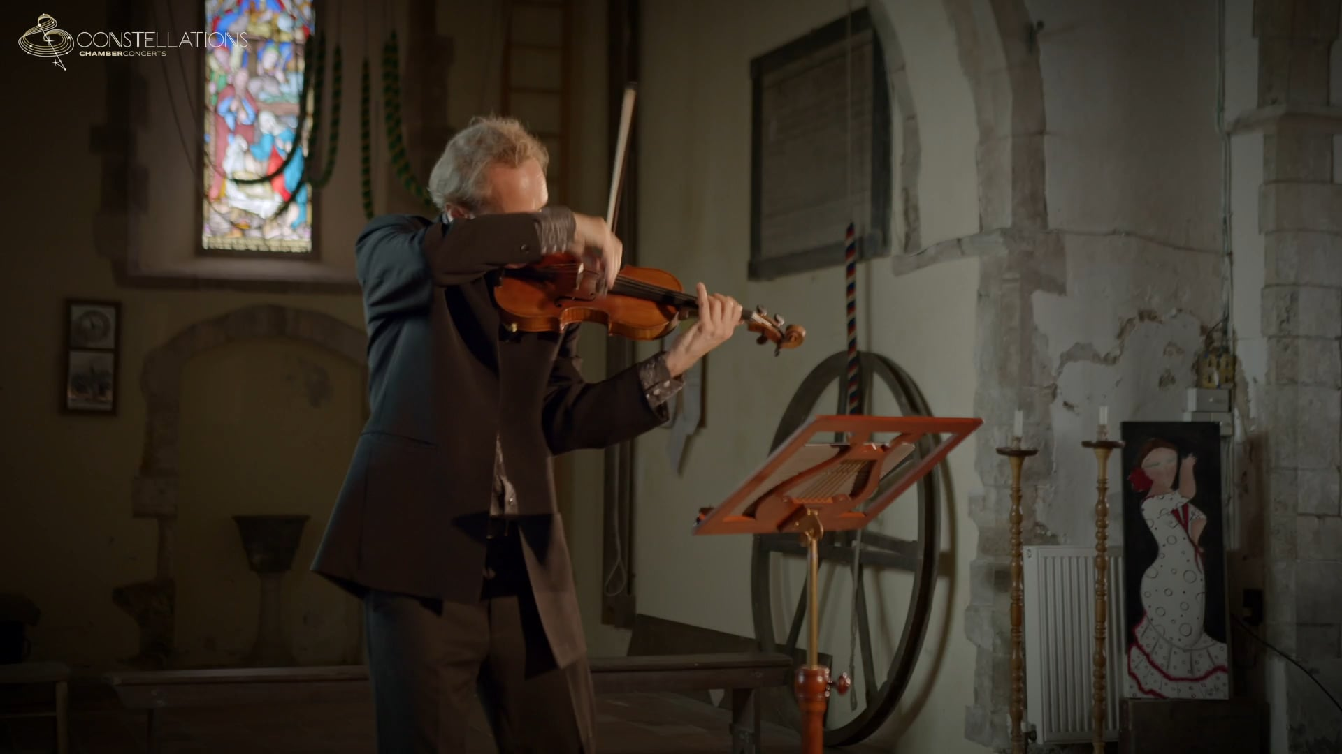 Anthony Marwood - Prokofiev: Sonata for Solo Violin, III. Con brio