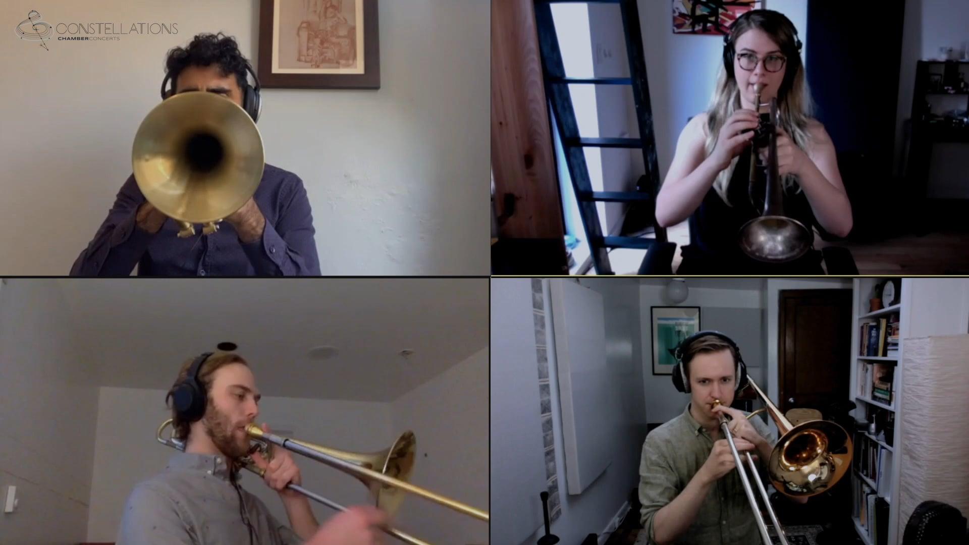The Westerlies - Bix Beiderbecke: In a Mist