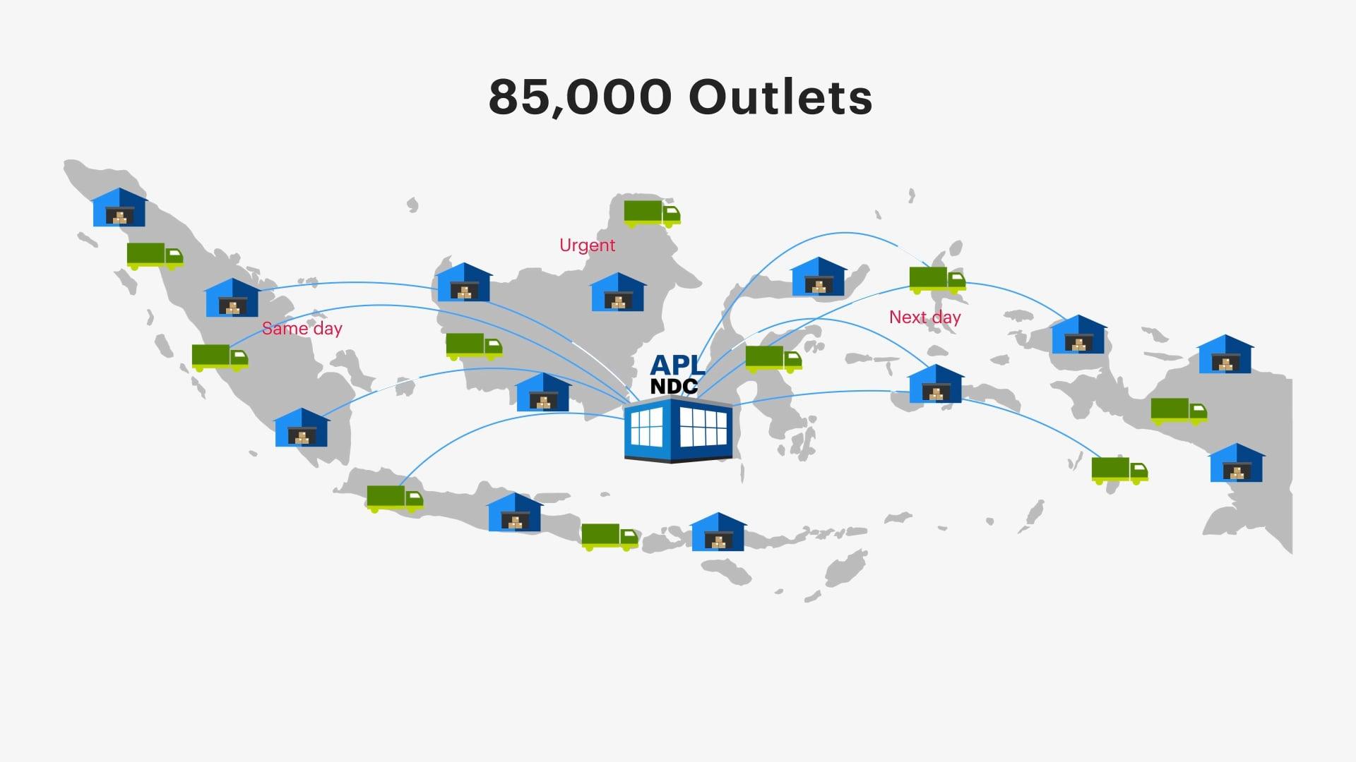 APL - Digitizing its Distribution Network through Zyllem