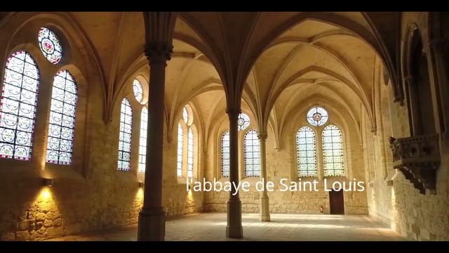 Visitez l'abbaye de Royaumont