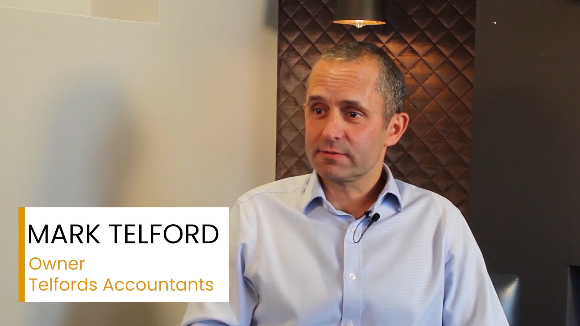 Mark Telford   Telfords Accountants