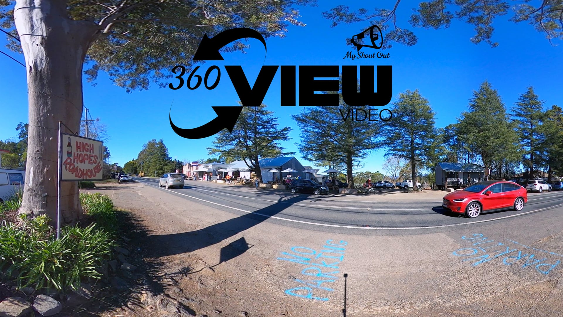 Blue Mountains - 360View Black