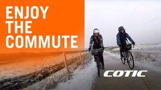 Enjoy the commute