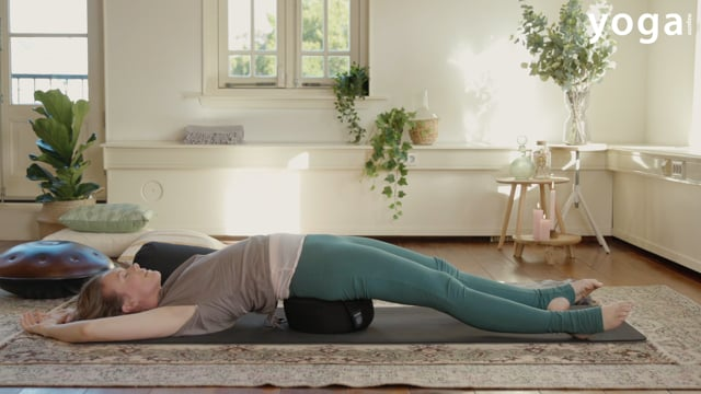 Vind vrede in je hart met Yin yoga