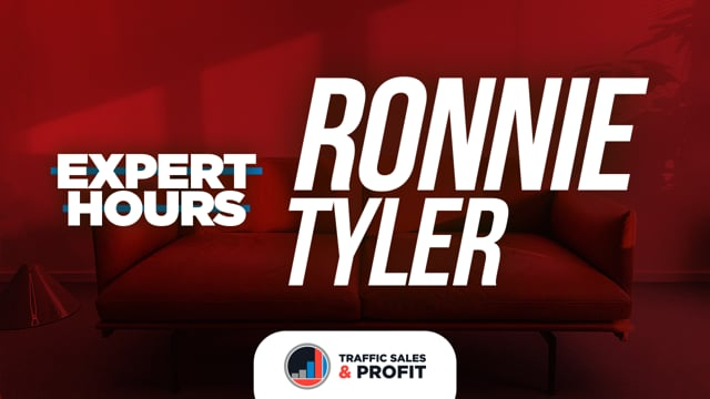 Expert Hours with Ronnie Tyler 2-1-2021