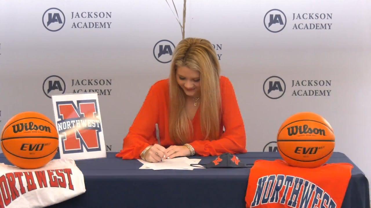 McKinna Smith Signing - 01-20-21