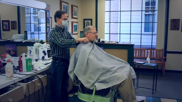 Lansdowne Barber Shop-We've Moved All of Our Accounts!