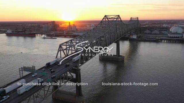 2538 Port of Baton Rouge at sunset