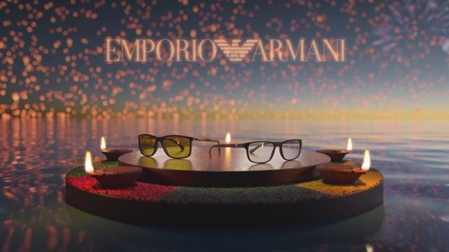 Emporio Armani | Diwali - Spot Celebrating India