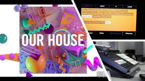 Massive X Our House - jakich barw użyłem w prezentacji?
