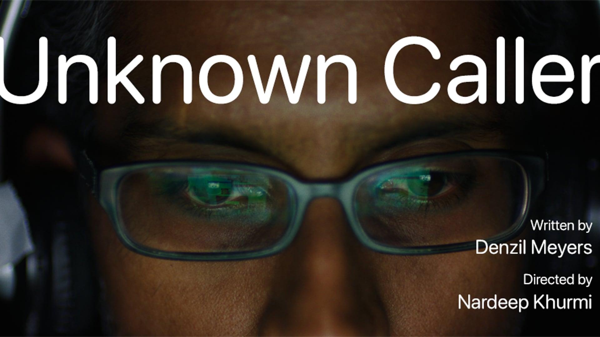 Unknown Caller Trailer