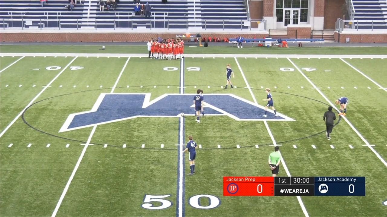 JV Boys Soccer vs Jackson Prep - 02-04-21