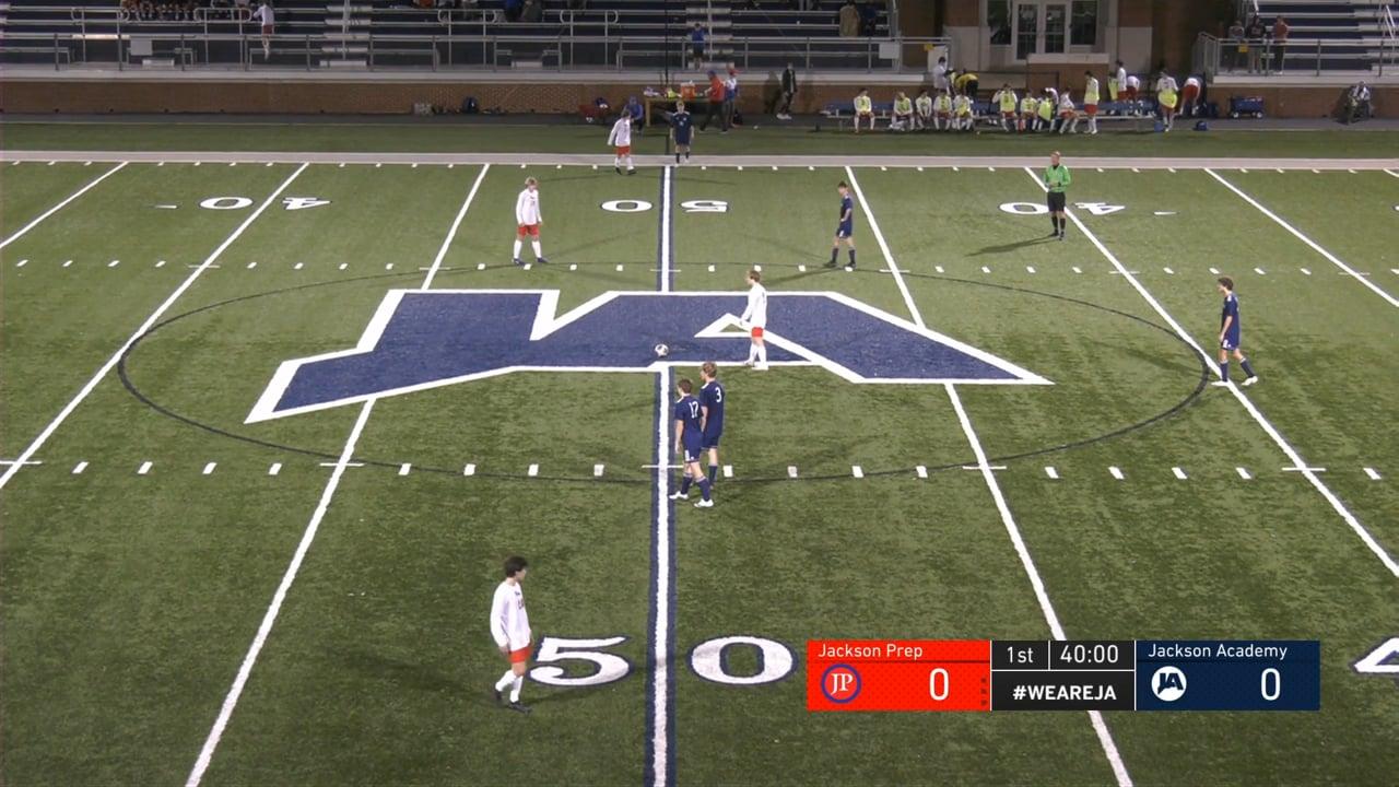 Varsity Boys Soccer vs Jackson Prep - 02-04-21