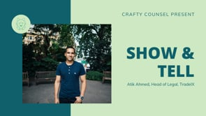 Show & Tell with Atik Ahmed