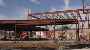 Construction Update on Fire Administration Building