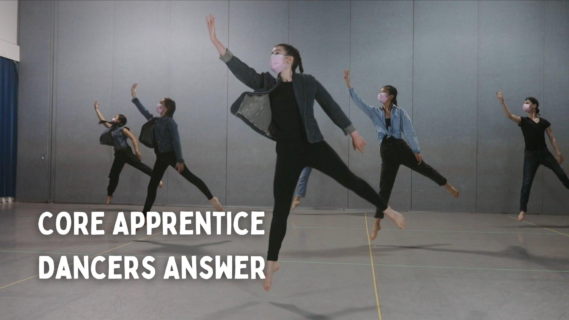 Core Apprentice Dancers Answer