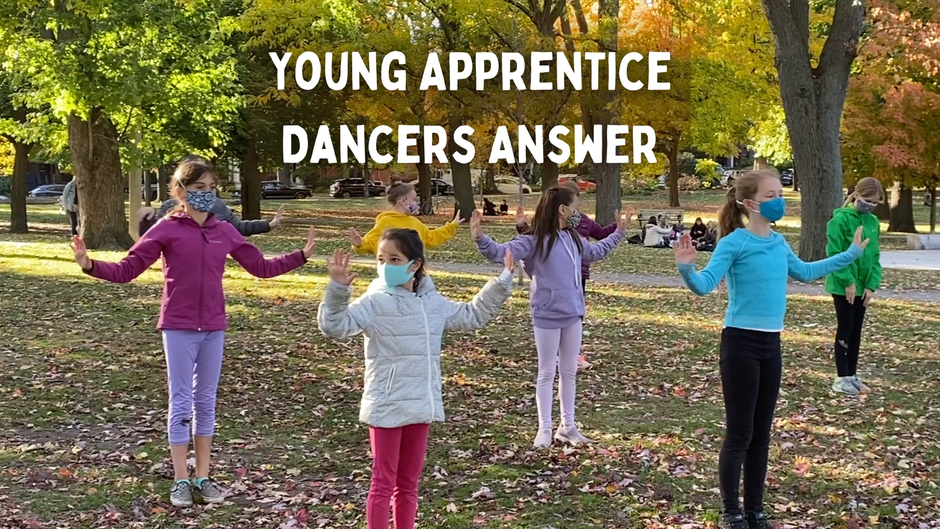 Young Apprentice Dancers Answer