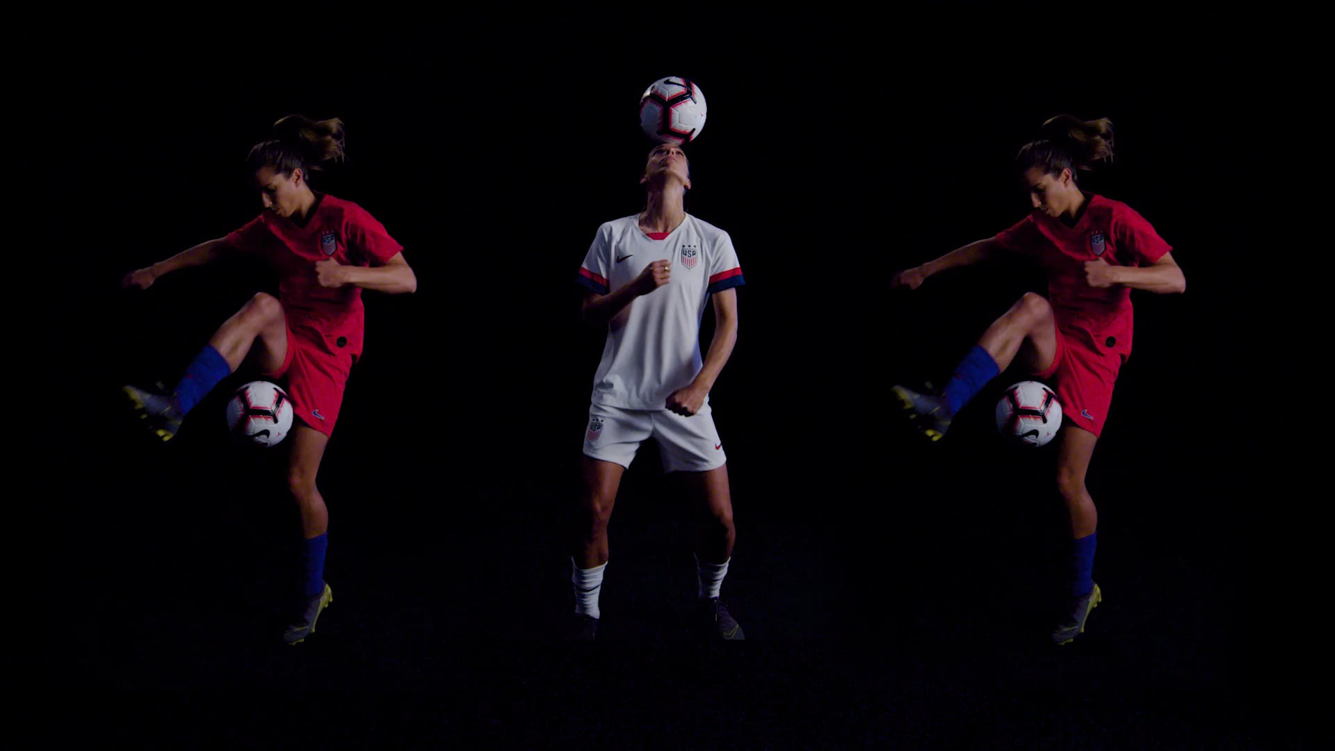 USSF WNT Jersey Launch