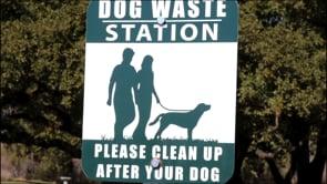 Waste Station at Wetlands