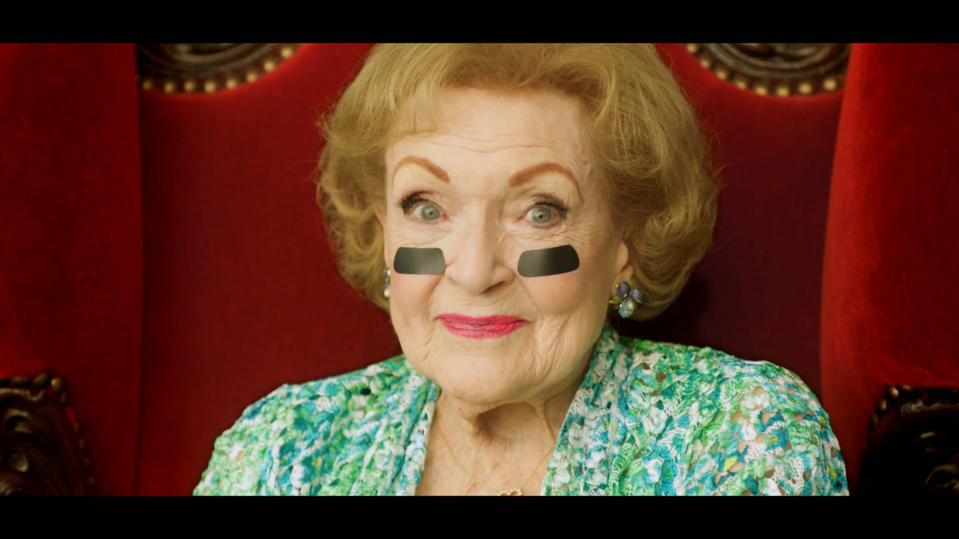 NFL Sunday Night Football Kickoff - Betty White
