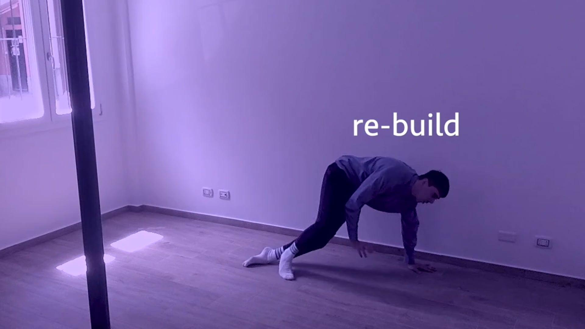 re- build   Cristian Cucco TRAILER