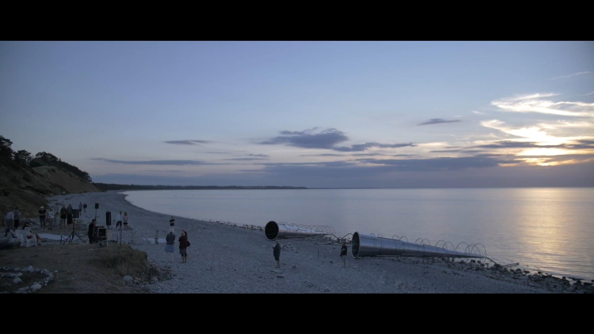 > V E R S T Ä R K E R < Part I : Nykobing, Denmark - Wolfram Spyra - live