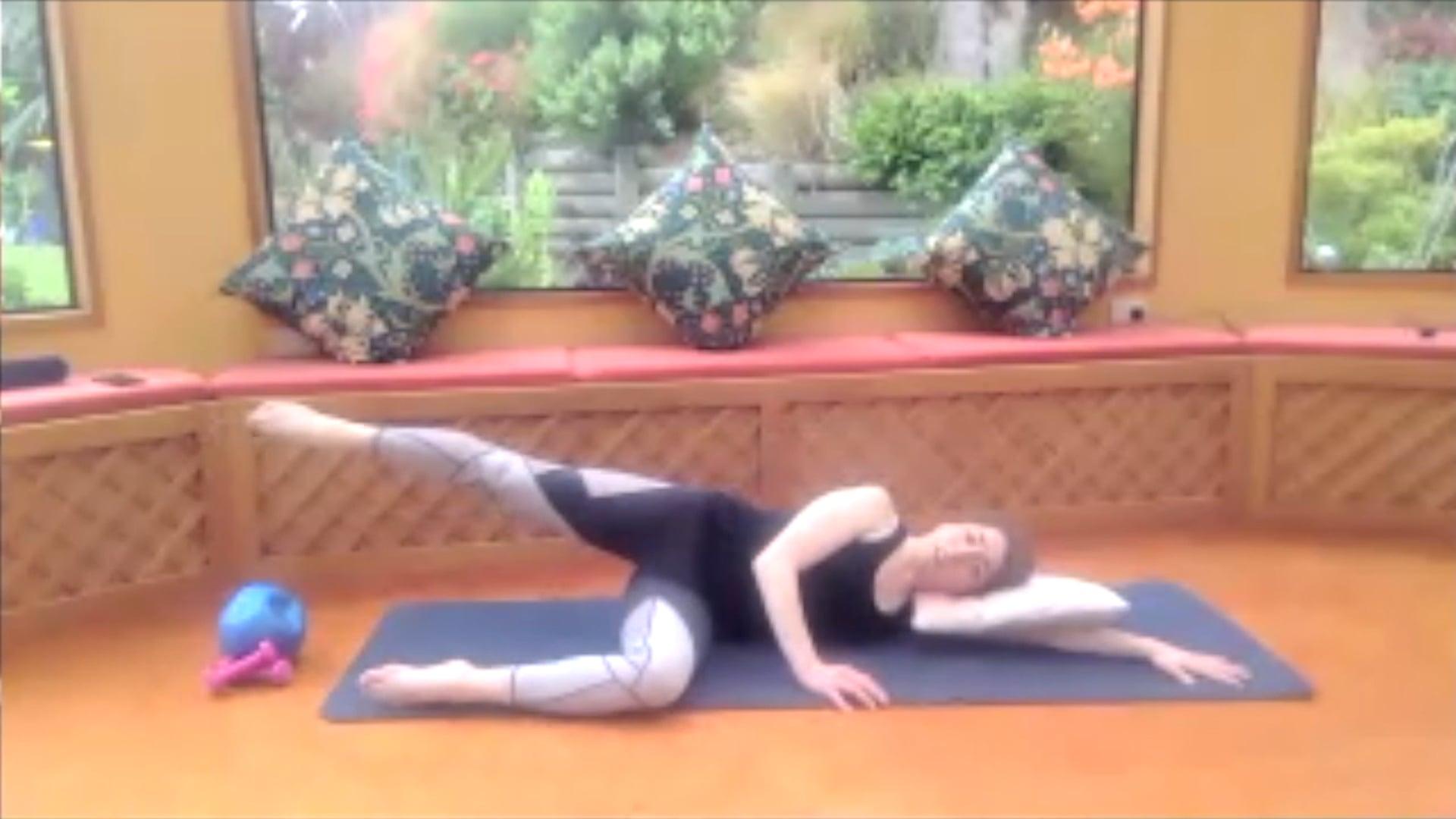 Beginner's Dynamic Pilates