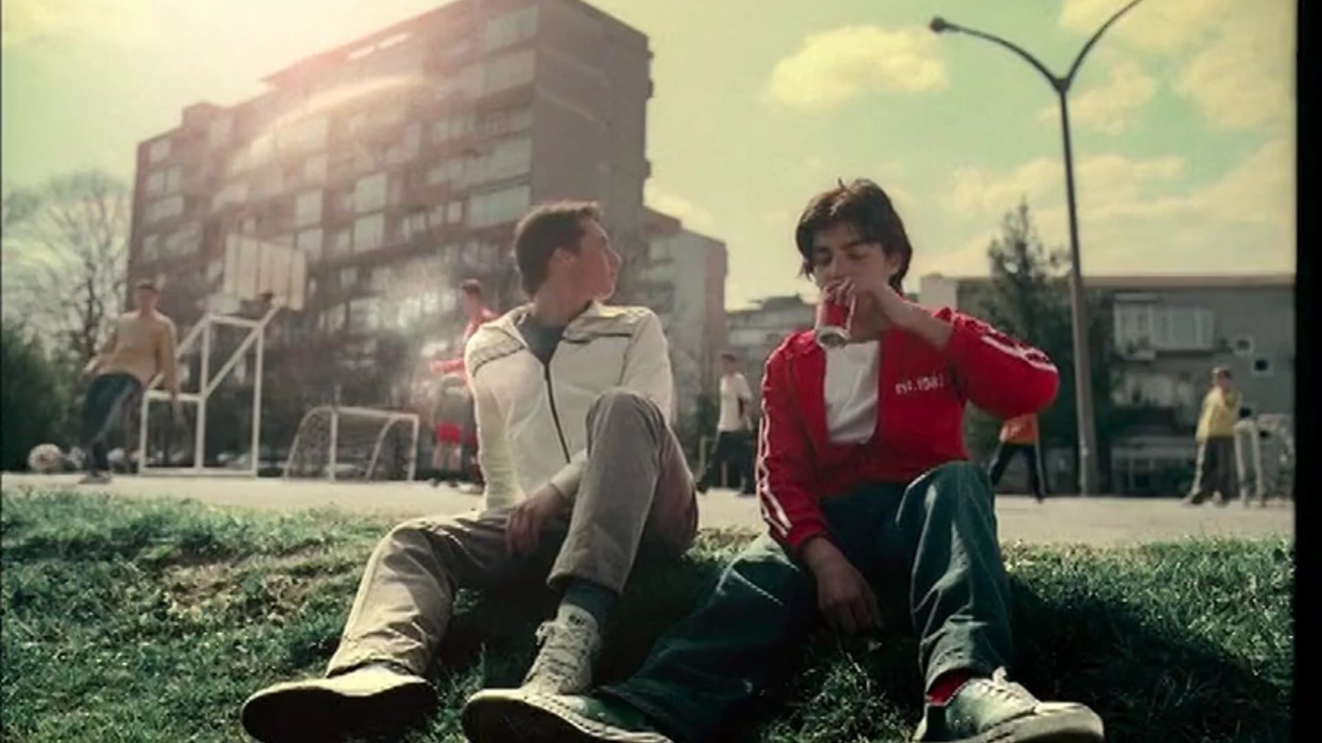 Charles Richards -Coca Cola - National Team