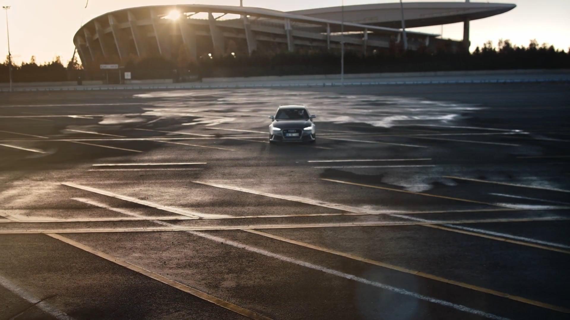 Charles Richards -Audi