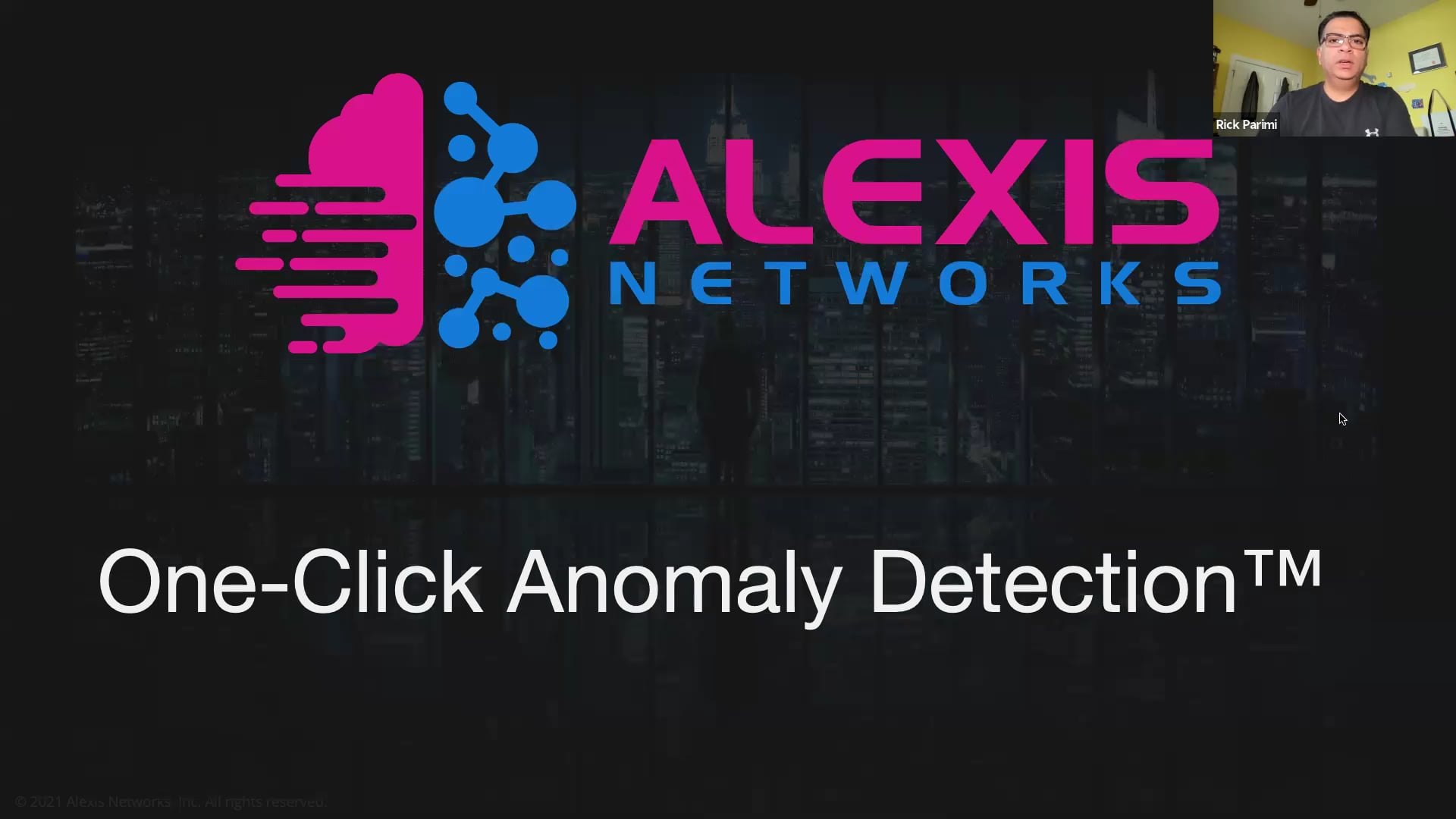 ALEXIS - The Problem
