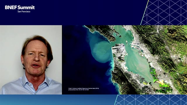 """Watch """"<h3>BNEF Talk: The Time is Now by Jon Moore, CEO, BloombergNEF</h3>"""""""