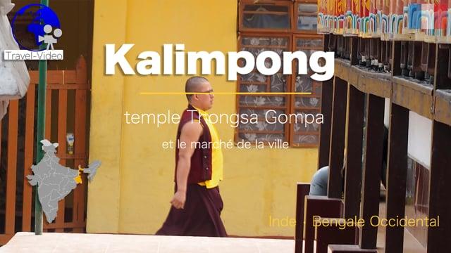 Kalimpong • Bengale Occidental, Inde (FR)