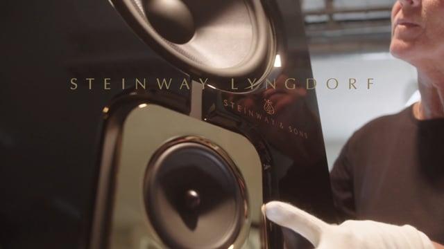 Achter de schermen Steinway & Sons Model D onderdelen
