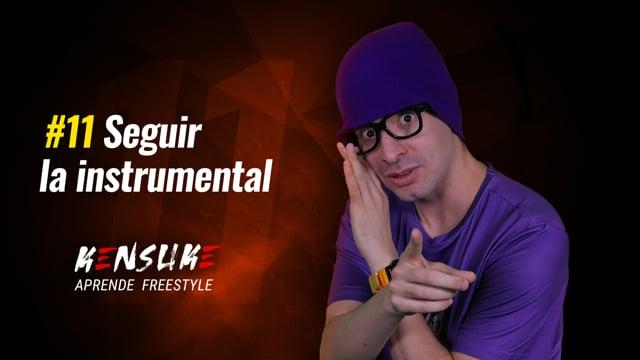 Aprende Freestyle - #11 Sigue la instrumental
