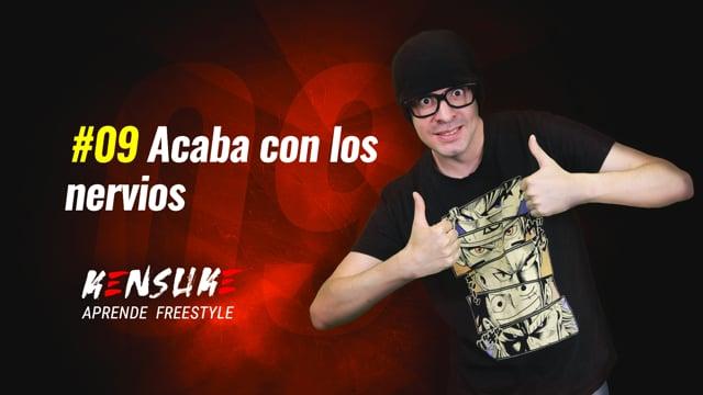Aprende Freestyle - #09 Acaba con los nervios