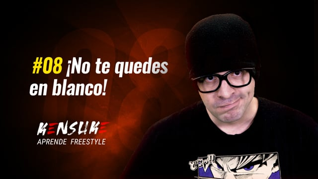 Aprende Freestyle - #08 ¡No te quedes en blanco!