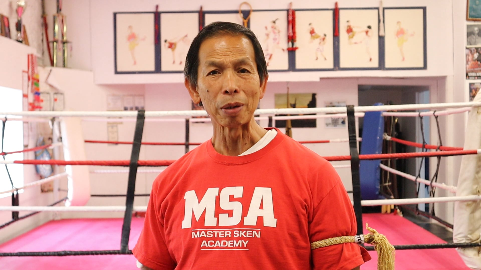 Why Train Muay Thai with Grand Master Sken