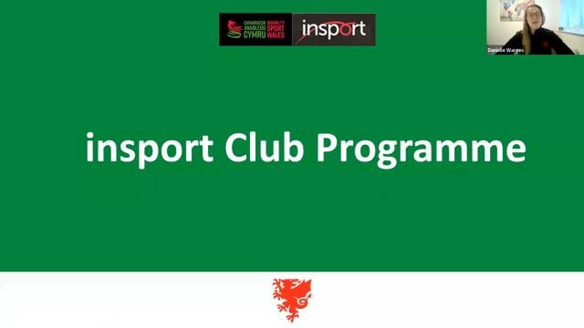 FAW Trust | Disability Sport Wales Insport Club Programme