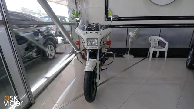 HONDA CBX 760 - WHITE - 2...
