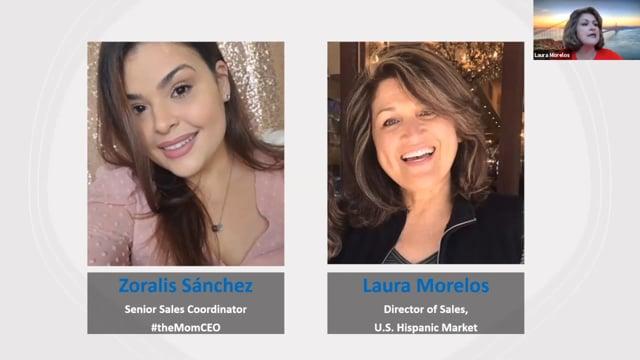 Opportunidad de Juice Plus+ con Zoraliz Sanchez, Millenial exitosa compartiendo sus 5 Tips del Exito