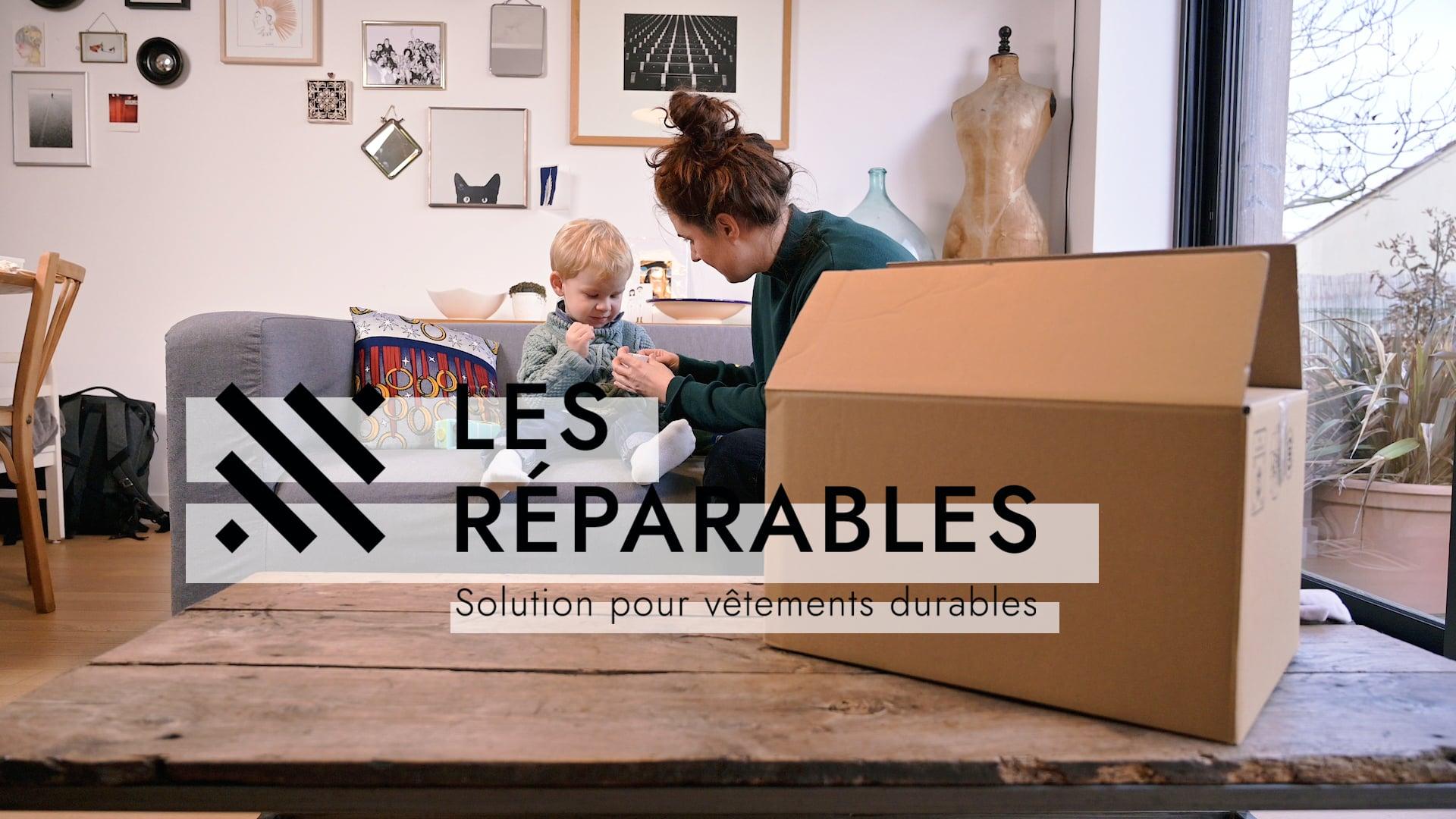Les réparables - Mutualisation des colis