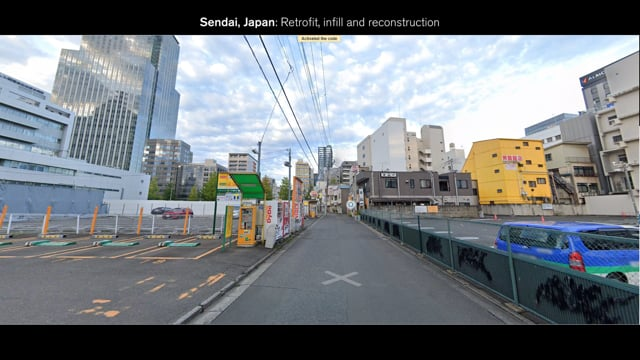 SITES OF REFLECTION Caustics in Changing Urban Environments - Adam Cutts
