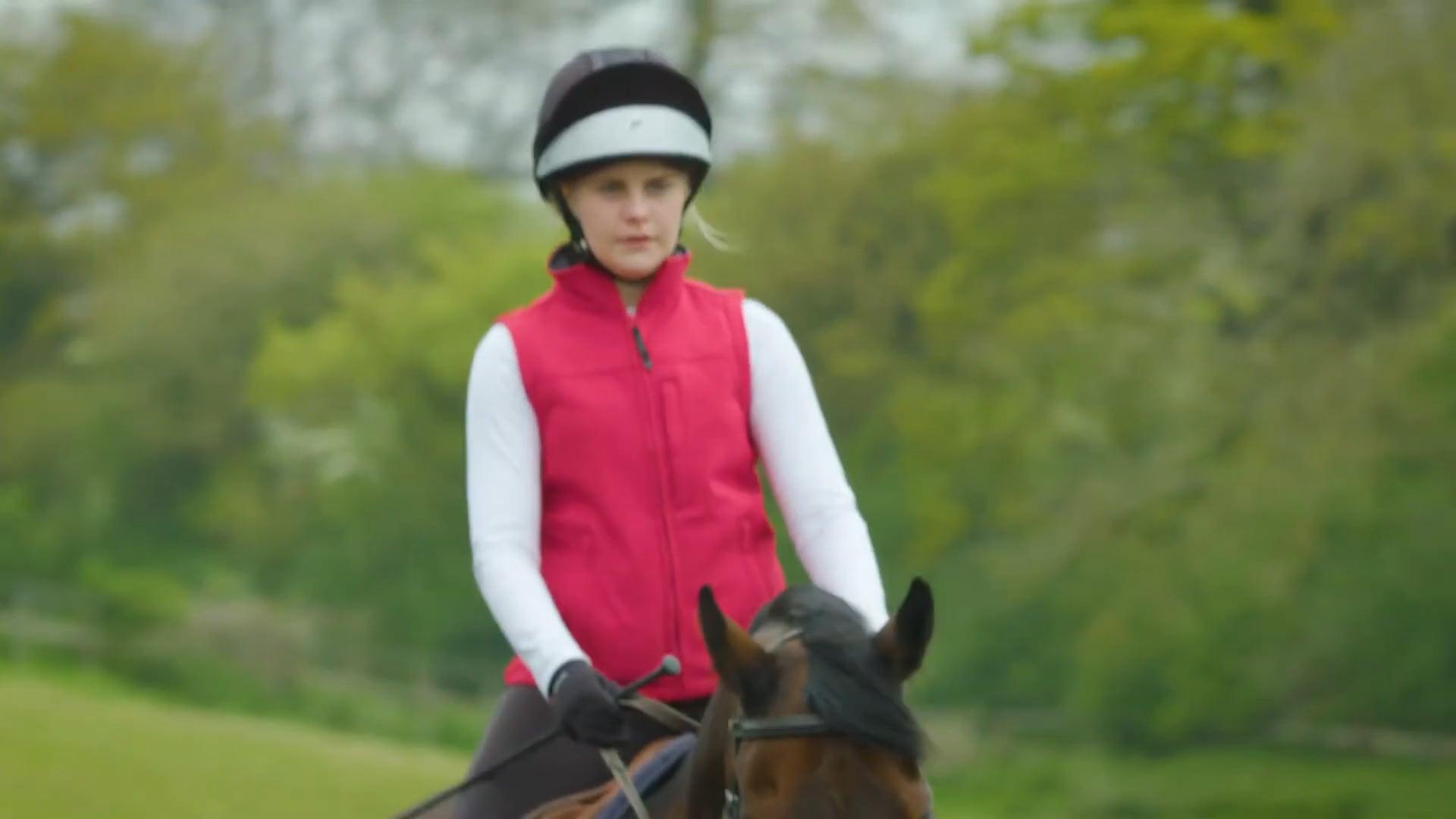 British Horse Society 'Maddy'