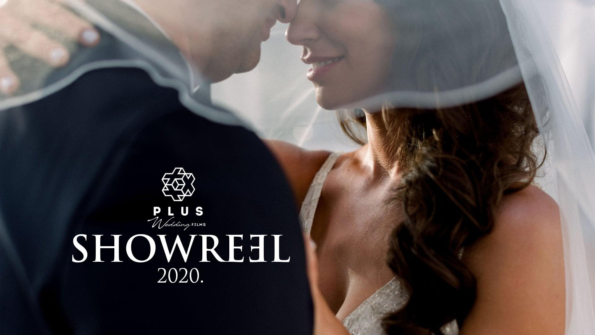 Plus Wedding Films Showreel 2020