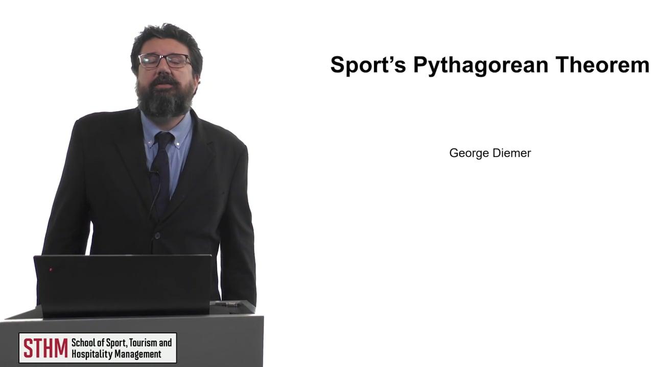 61990Sport's Pythagorean Theorem