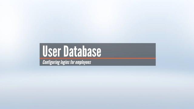 Adding Users