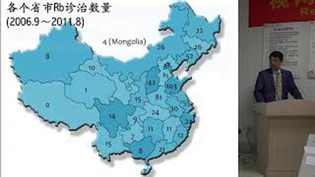 Retinoblastoma: History of Retinoblastoma in China - Dr. Junyang Zhao