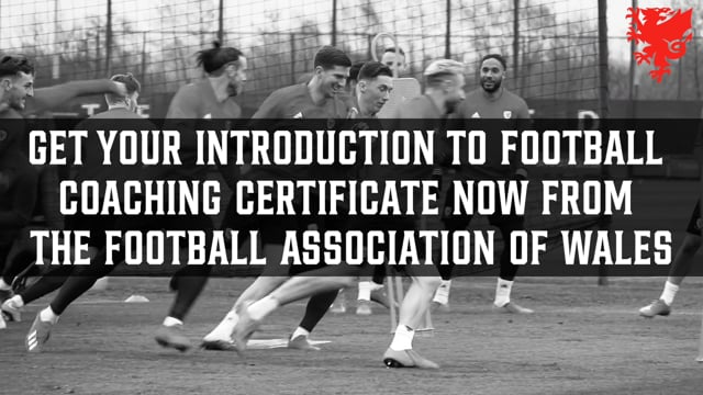 FAW Introduction to Football Coaching Certificate